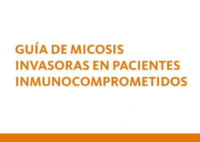 Guía de micosis invasoras