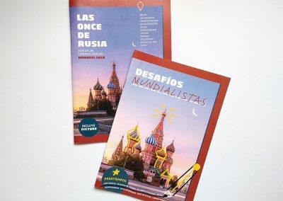 Ediciones mundialistas
